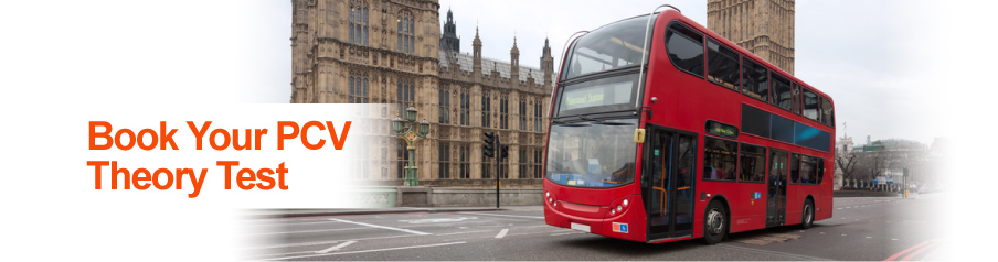 Book Your Bus Theory Test