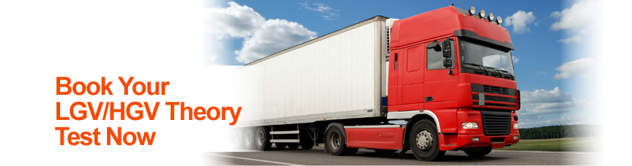 Book Your Lorry Theory Test